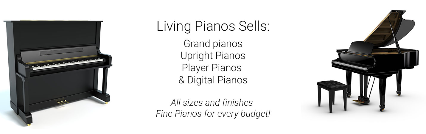 Piano Store   New And Used Pianos For Sale   Living Pianos